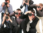 Fake Paparazzi Hire | Entertain-Ment
