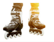 Rollerskating act hire | Entertain-Ment