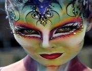 Face & Body Painter hire | Entertain-Ment