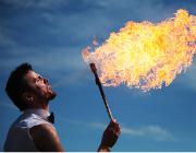 Fire Breathers Hire | Entertain-Ment