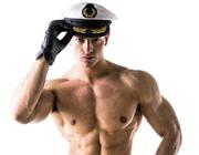 Hunky Male Stripper | Hot Male Stripper UK | Male Strippers