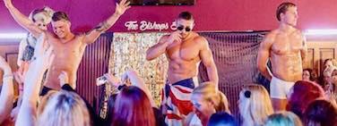 Hot Male Stripper Hire