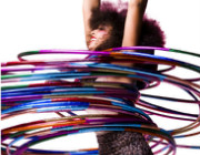 Hula Hooper's for hire | Entertain-Ment