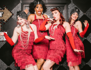 Burlesque Dance Class | Burlesque Dance Classes Hen Do | Dance Class