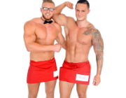 Hot Cheeky Butlers | Sexy Butlers for Hen Parties | Cheeky Butlers