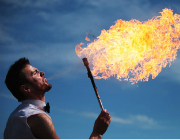 Fire Breathers Hire | Entertain-Ment