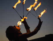 Fire Eaters Hire | Entertain-Ment