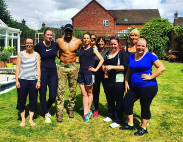 Fitness Instructor Hen Party | Entertain-Ment