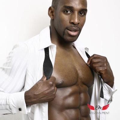 Male stripper gram